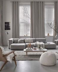 Elegant Scandinavian Living Room Design Ideas 03