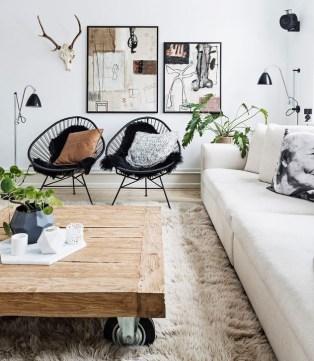 Elegant Scandinavian Living Room Design Ideas 06