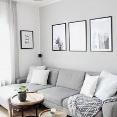 Elegant Scandinavian Living Room Design Ideas 13