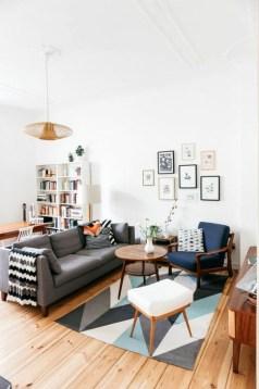 Elegant Scandinavian Living Room Design Ideas 34