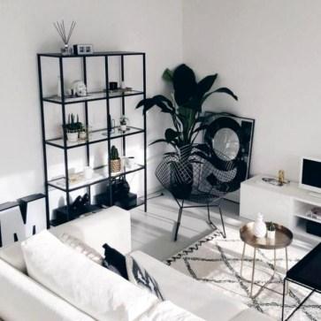 Elegant Scandinavian Living Room Design Ideas 50