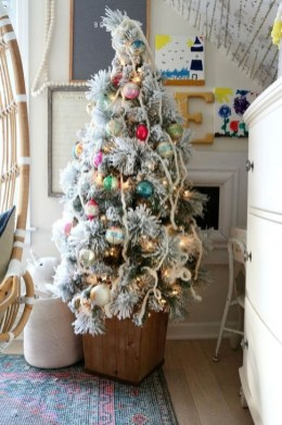Fabulous Christmas Decoration Ideas For Small House 24
