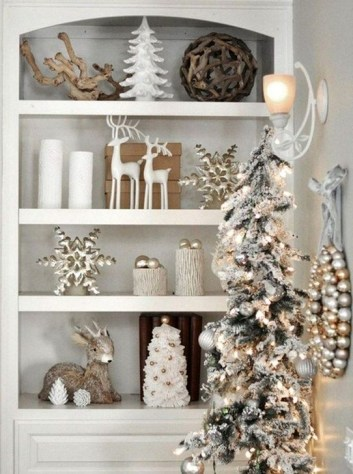 Fabulous Christmas Decoration Ideas For Small House 45