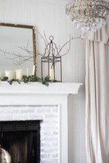 Favorite Mantel Decoration Ideas For Winter 10