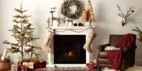 Favorite Mantel Decoration Ideas For Winter 60