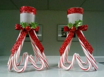 Fun Candy Cane Christmas Decoration Ideas 05
