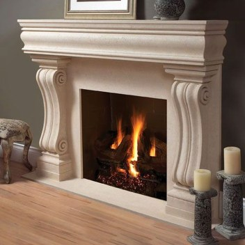 Gorgeous Fireplace Design Ideas For This Winter 06