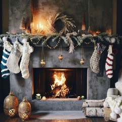 Gorgeous Fireplace Design Ideas For This Winter 20