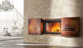Gorgeous Fireplace Design Ideas For This Winter 26