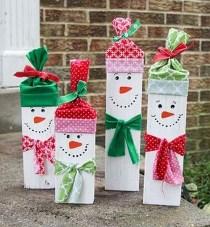 Interesting Snowman Winter Decoration Ideas 10