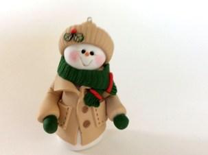 Interesting Snowman Winter Decoration Ideas 13