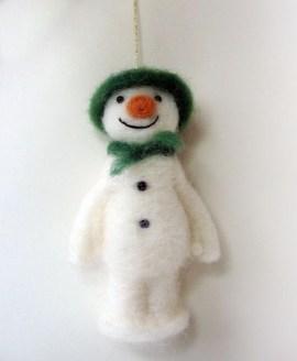 Interesting Snowman Winter Decoration Ideas 51