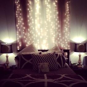 Modern And Romantic Bedroom Lighting Decor Ideas 23