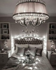 Modern And Romantic Bedroom Lighting Decor Ideas 27