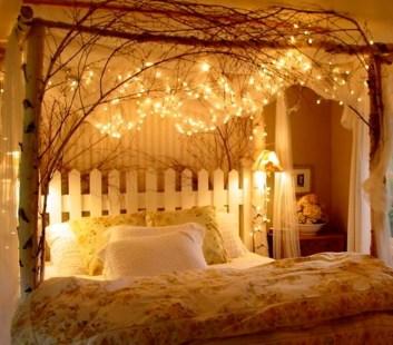 Modern And Romantic Bedroom Lighting Decor Ideas 35
