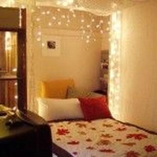 Modern And Romantic Bedroom Lighting Decor Ideas 56