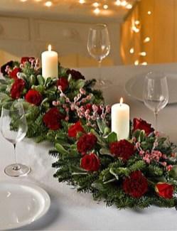 Most Popular Christmas Table Decoration Ideas 02