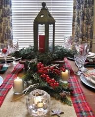 Most Popular Christmas Table Decoration Ideas 09