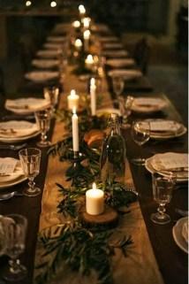 Most Popular Christmas Table Decoration Ideas 21