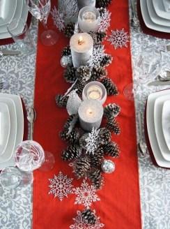 Most Popular Christmas Table Decoration Ideas 51