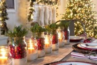 Most Popular Christmas Table Decoration Ideas 59