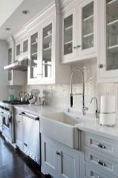 Perfect White Kitchen Design Ideas 21