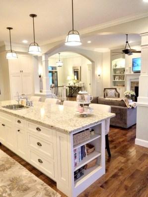 Perfect White Kitchen Design Ideas 27