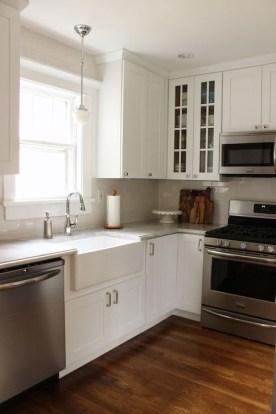 Perfect White Kitchen Design Ideas 28