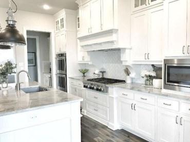 Perfect White Kitchen Design Ideas 54