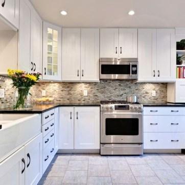 Perfect White Kitchen Design Ideas 57
