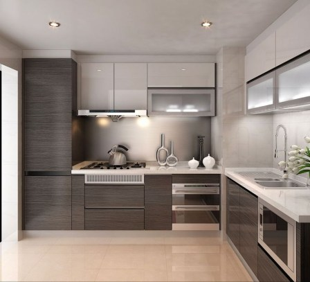 Popular Contemporary Kitchen Design Ideas 15