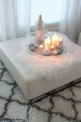 Simple And Easy DIY Winter Decor Ideas For Your Apartment 07