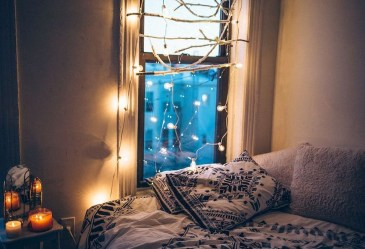 Simple And Easy DIY Winter Decor Ideas For Your Apartment 34