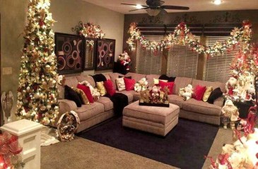 Simple And Easy DIY Winter Decor Ideas For Your Apartment 35