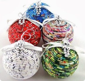 Stunning And Unique Recycled Christmas Tree Decoration Ideas 51