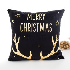 Totally Inspiring Black And Gold Christmas Decoration Ideas01