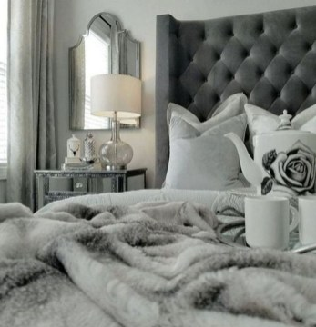 Adorable Bedroom Decoration Ideas For Winter 27