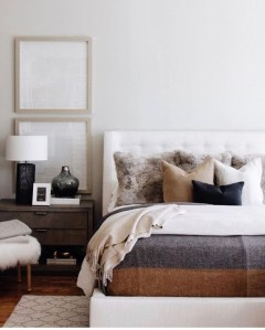 Adorable Bedroom Decoration Ideas For Winter 31