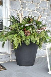 Beautiful Flower Christmas Decoration Ideas 01