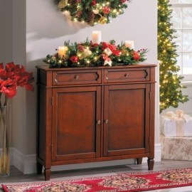 Beautiful Flower Christmas Decoration Ideas 13