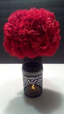 Beautiful Flower Christmas Decoration Ideas 22