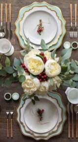 Beautiful Flower Christmas Decoration Ideas 38