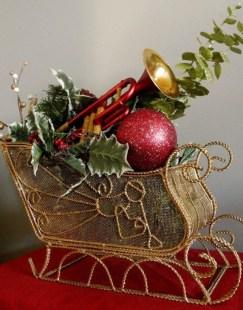 Beautiful Flower Christmas Decoration Ideas 45