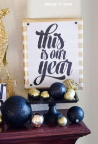 Best Ever New Years Eve Decoration For Your Home 21