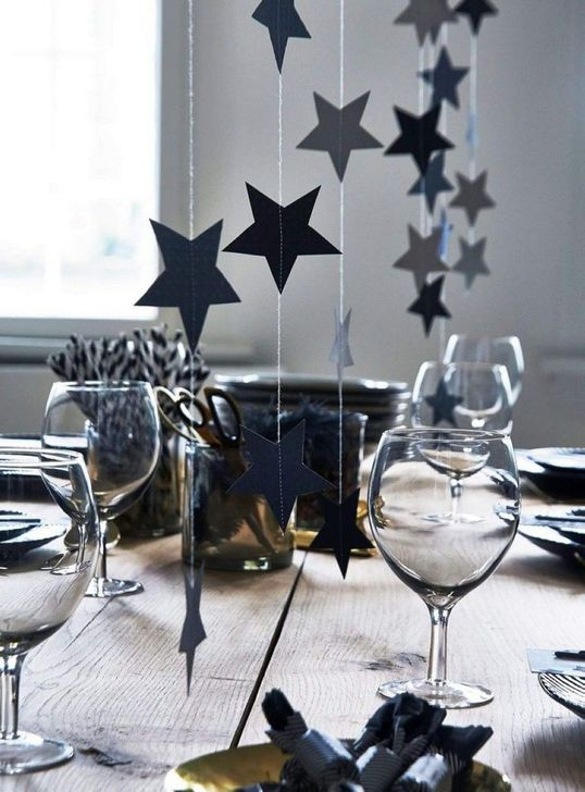 Best Ever New Years Eve Decoration For Your Home 34