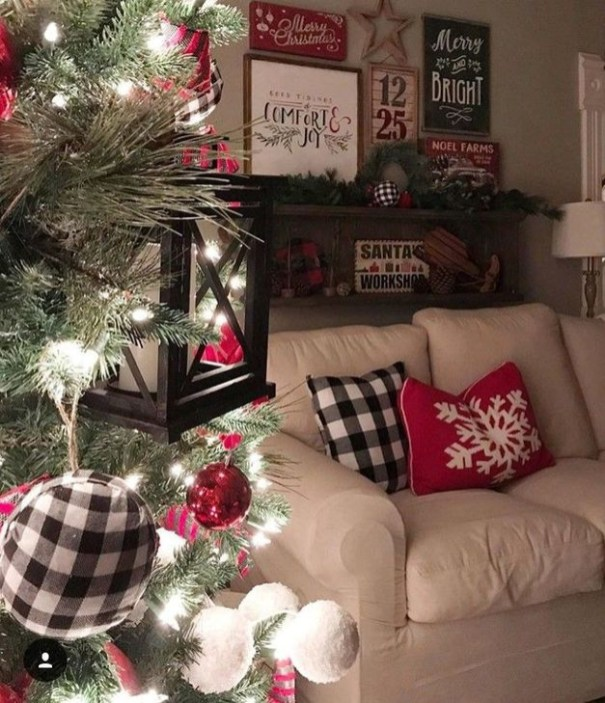 Best Ideas For Apartment Christmas Decoration 57