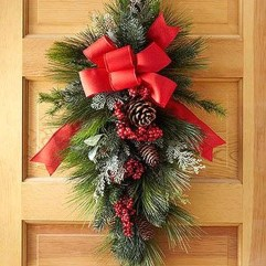 Brilliant DIY Christmas Wearth Decoration Ideas 32