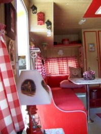 Creative RV Remodel Ideas For Christmas 42