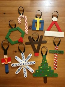 Easy DIY Christmas Ornaments Decoration Ideas 11