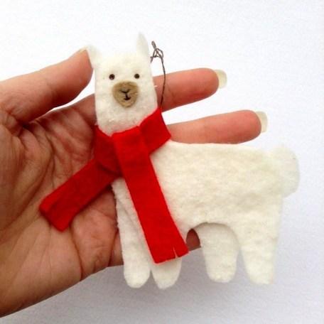 Easy DIY Christmas Ornaments Decoration Ideas 26